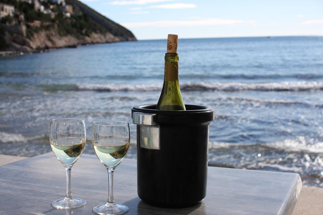 vakantie Moraira_eten en drinken
