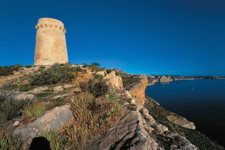 Torre de Vigia in Moraira