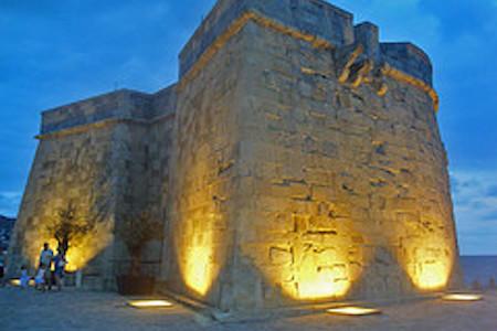 het kasteeltje van Moraira