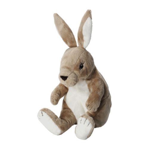 pluche konijn