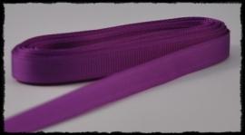 Grosgrain 10mm, paars - 5 meter