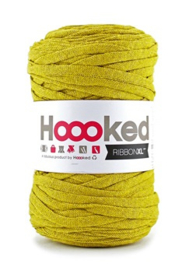 Hoooked Ribbon XL, oker - 5 meter