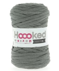 Hoooked Ribbon XL, legergroen - 5 meter
