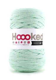 Hoooked Ribbon XL, (licht) mint - 5 meter
