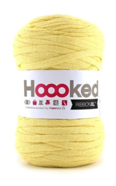 Hoooked Ribbon XL, zachtgeel - 5 meter