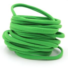 Nylon haarbandje, groen