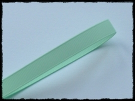 Grosgrain 10mm, mint - 5 meter