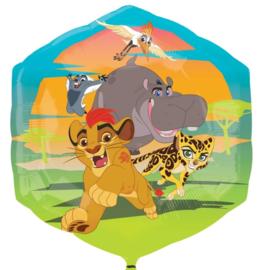 De Leeuwenwacht feestartikelen - grote folie ballon