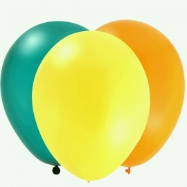 De Leeuwenwacht feestartikelen - ballonnen (12st)