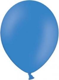 Latex ballonnen blauw (10st)