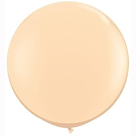 XL Mega ballon | Peach Blush