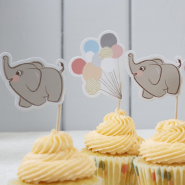 Little One babyshower versiering - prikkers (10st)