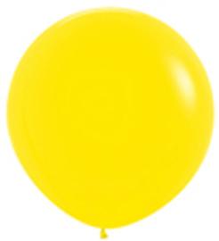 XL Mega ballon | Geel