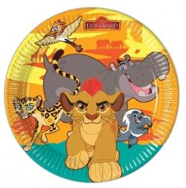 De Leeuwenwacht feestartikelen - borden(8st)