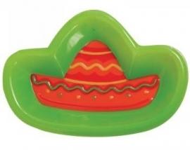 Fiësta feestartikelen | Sombrero snack schaaltje