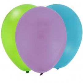 """""""Mommy Chic babyshower"""" ballonnen (12st)"""