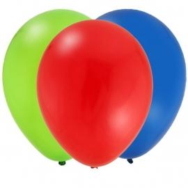 Super Mario Bros feestartikelen ballonnen (12st)