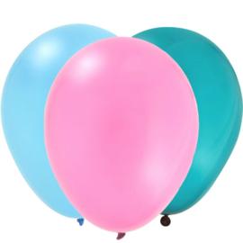 Disney Vaiana/ Moana feestartikelen - ballonnen (15st)