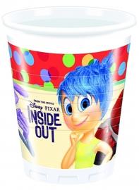Inside Out feestartikelen - bekers (8st)