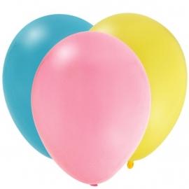 """""""Babyclothes"""" babyshower ballonnen (12st)"""