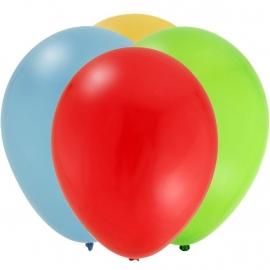 Disney Tsum Tsum feestartikelen - ballonnen rood (12st)