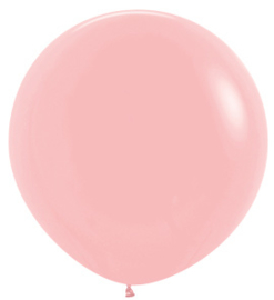 XL Mega ballon | Pastel Roze