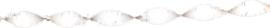 Crepe slinger wit 24 meter