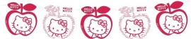 Hello Kitty Apple feestartikelen slinger