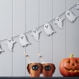 Spooky Spider Halloween feestartikelen - spookjes slinger