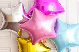 Folie ballonnen - Effen kleur