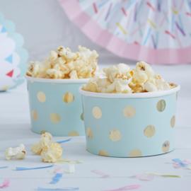 Snack/ ijs/ popcorn bakjes & doosjes