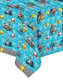 Nintendo Mariokart feestartikelen - tafelkleed