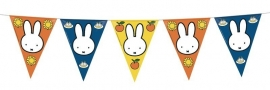 Nijntje feestartikelen/ babyshower vlaggenlijn (6m)