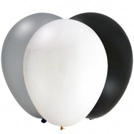 Finding Dory feestartikelen - ballonnen`wit (12st)