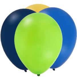 Let's Explore feestartikelen - ballonnen (16 st)