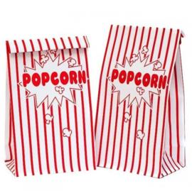 Popcorn partybag zakjes (8st)