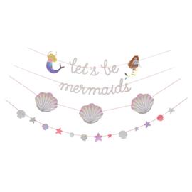 Meri Meri Let's be Mermaids Slinger Set
