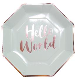 Hello World feestartikelen