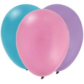 Trolls feestartikelen - ballonnen (12st)
