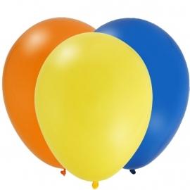 Nijntje feestartikelen effen ballonnen (12st)