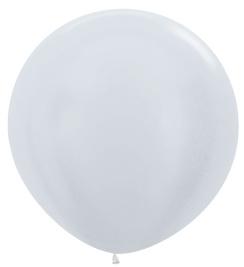 XL Mega ballon | Zilver
