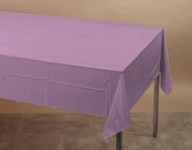 Feestartikelen Lavendel Paars/ Lila - tafelkleed