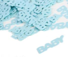 Confetti Baby Zacht Blauw