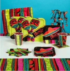 Fiësta Mexicaans/ Spaanse feestartikelen