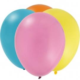 Peppa Pig feestartikelen ballonnen 'roze' (12st)