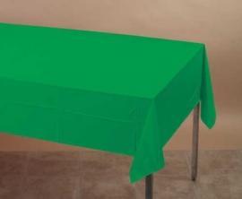 Effen kleur tafelgerei Groen tafelkleed