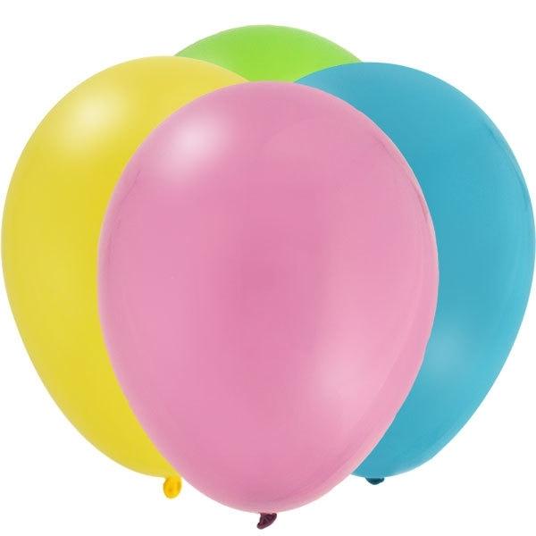 Disney Tsum Tsum feestartikelen - ballonnen roze (12st)