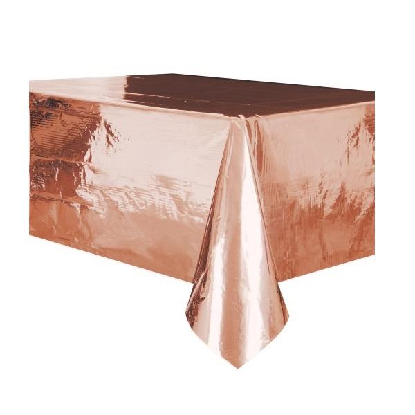 Metallic Rose Gold | Tafelkleed