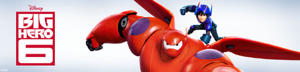 Big Hero 6 feestartikelen