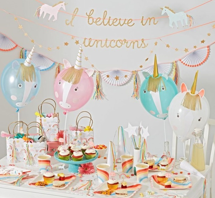 Rainbows-en-unicorns-feestartikelen